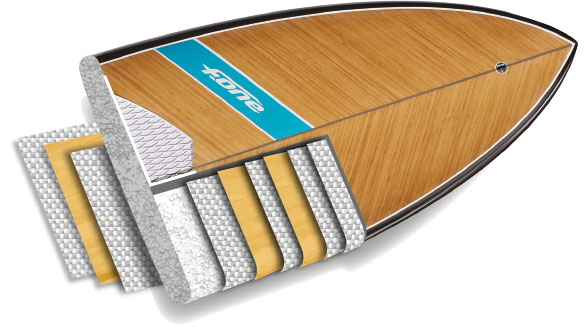 F_ONE_SUP_Construction_Full_Bamboo_double_bamboo_deck_2_0