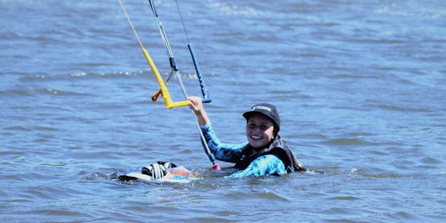 Kitesurfing Lessons in Durban